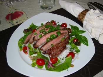 Asian Grilled Beef Salad - BigOven