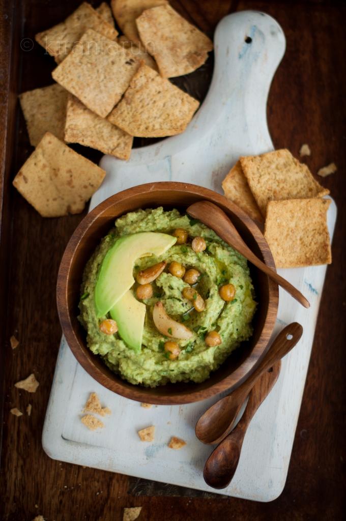 Avocado Hummus - BigOven