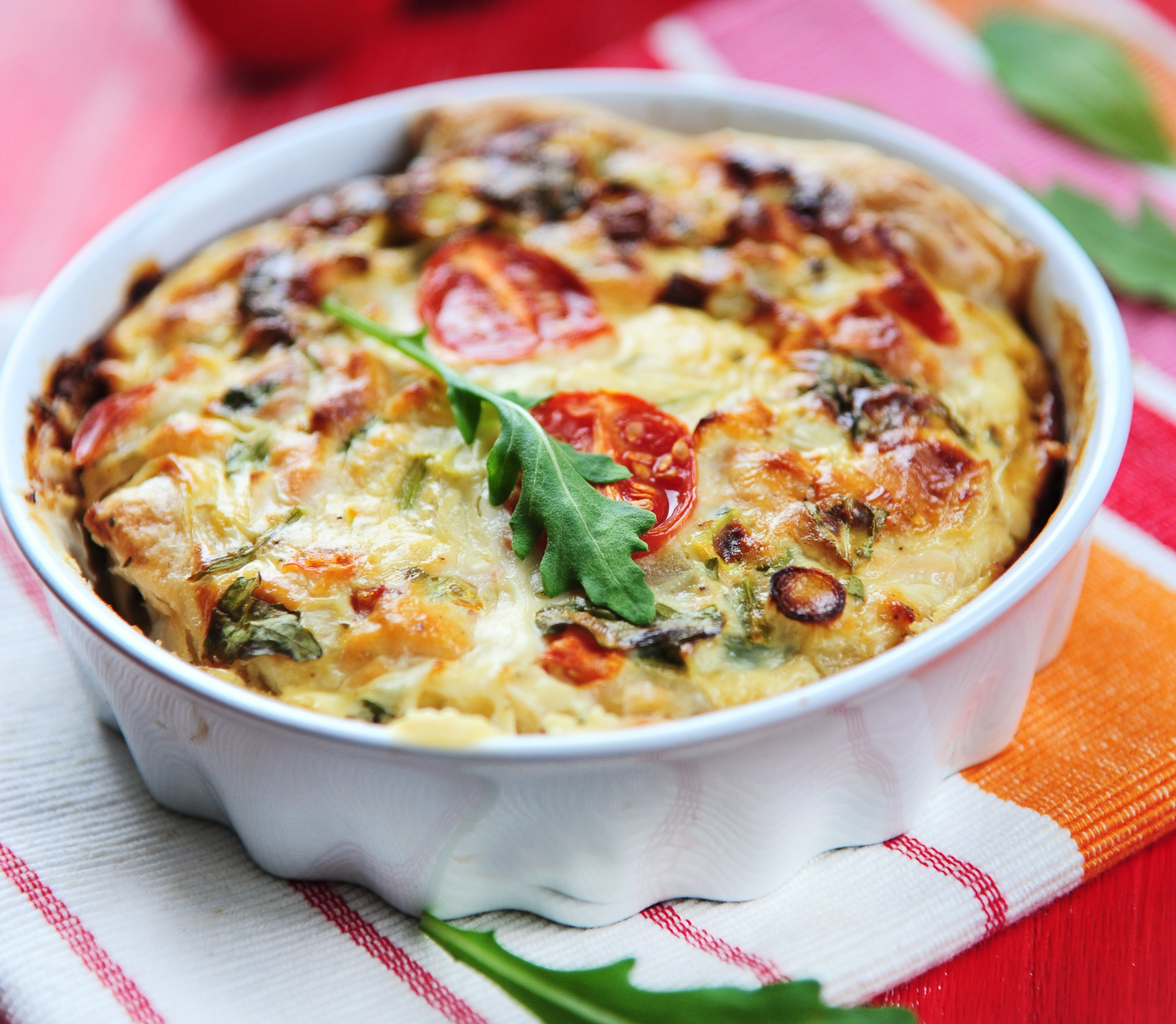 how to make quiche recipe