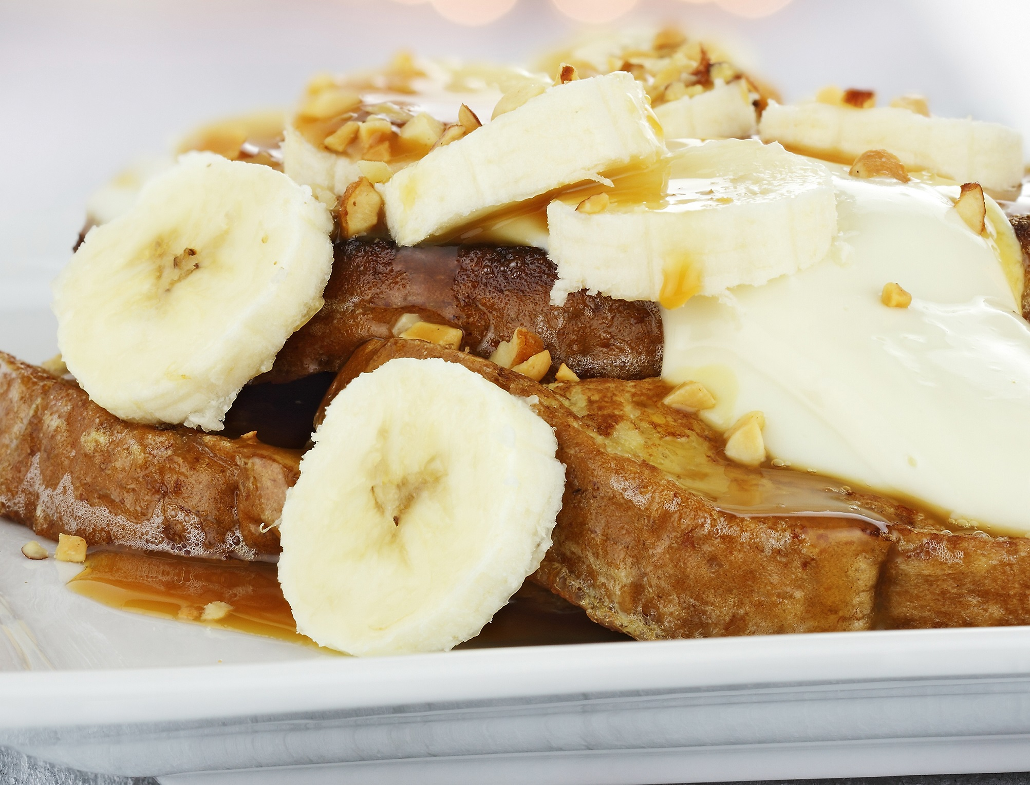 Banana-stuffed French Toast - BigOven