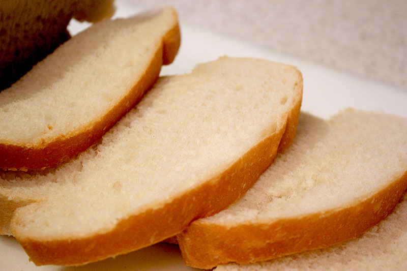 Squishy White Bread Recipe : Basic Soft Bread Recipe (White or Wheat) - BigOven