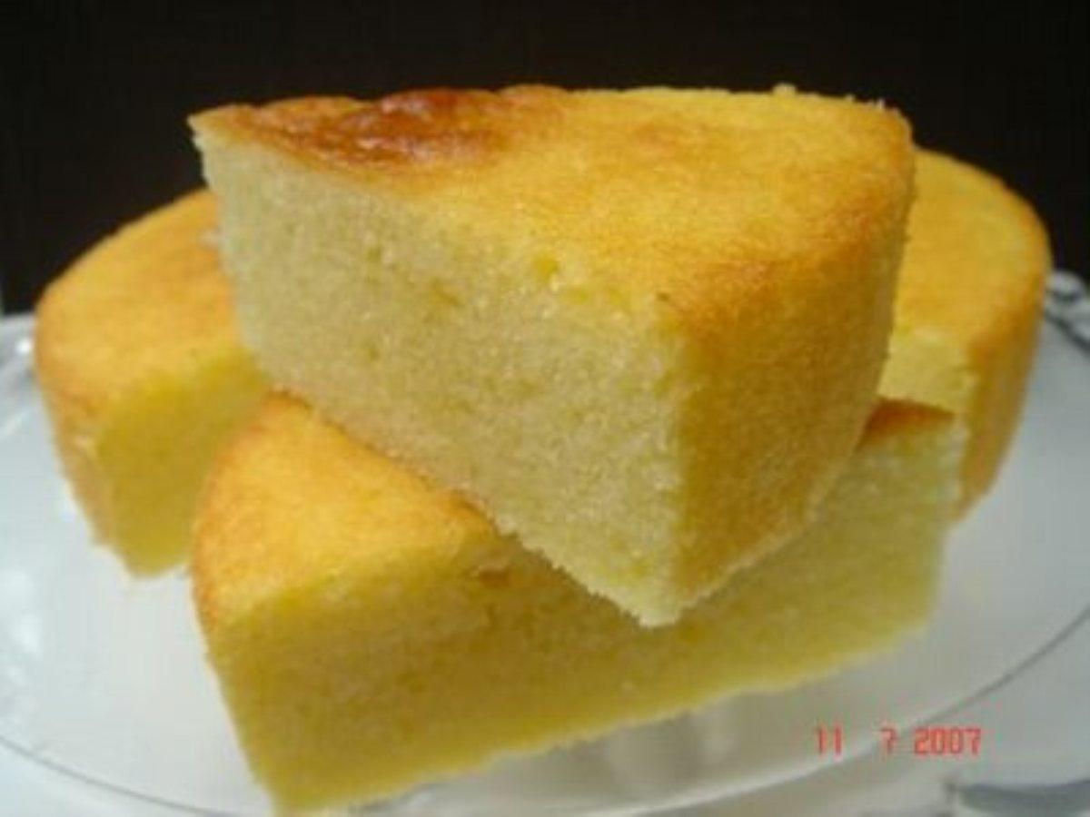 Basic Yellow Cake Recipe With All Purpose Flour