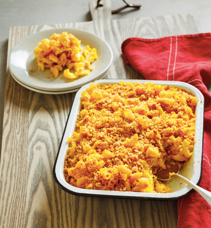 ... Casseroles Beauty Food - Paired, Vegan and Gluten - Free Mac 'N Cheese