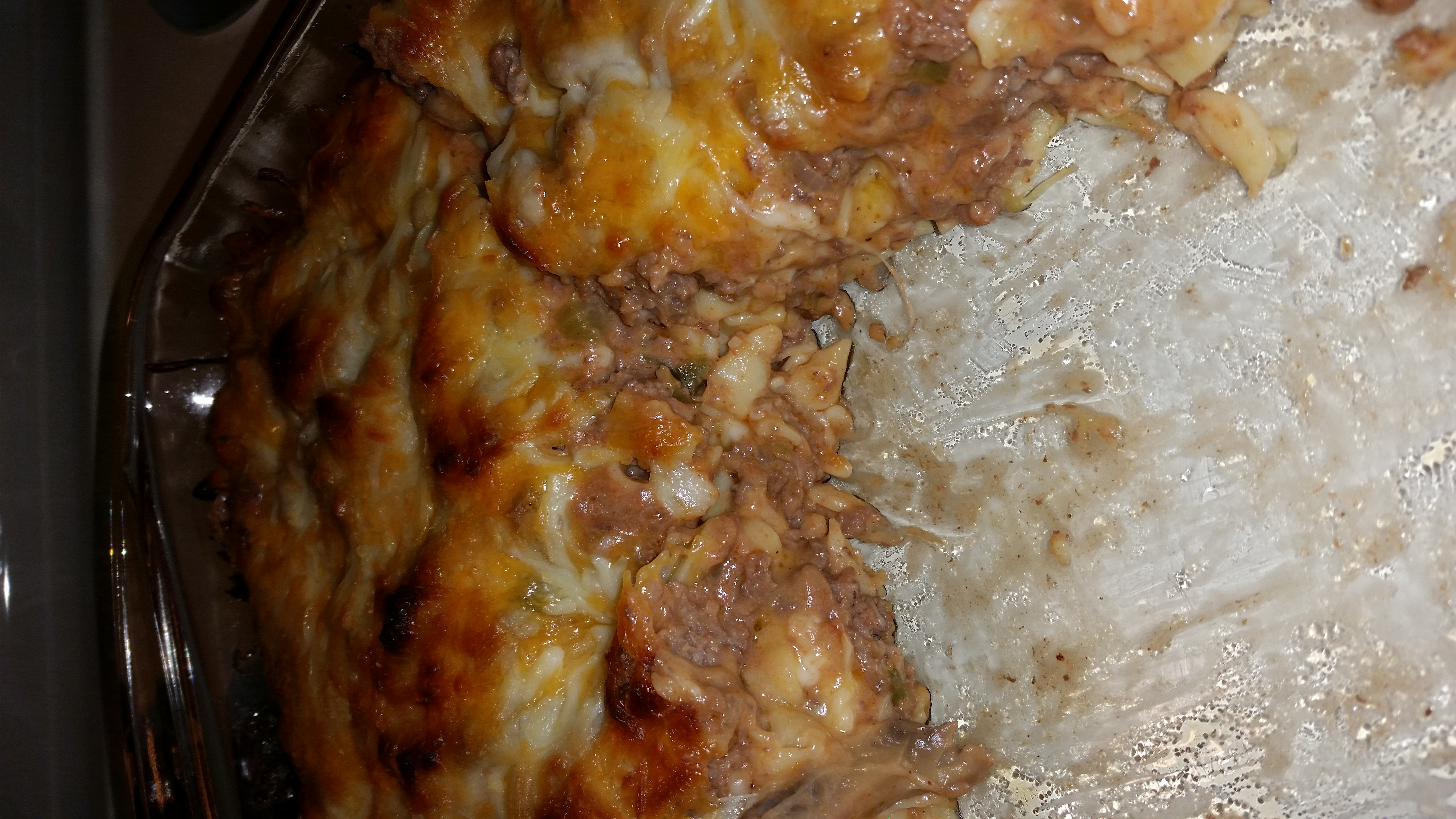 Beef and Egg Noodle Casserole (Johnny Marzetti V) - BigOven