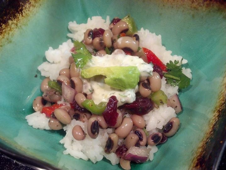 how to cook fresh frozen black eyed peas