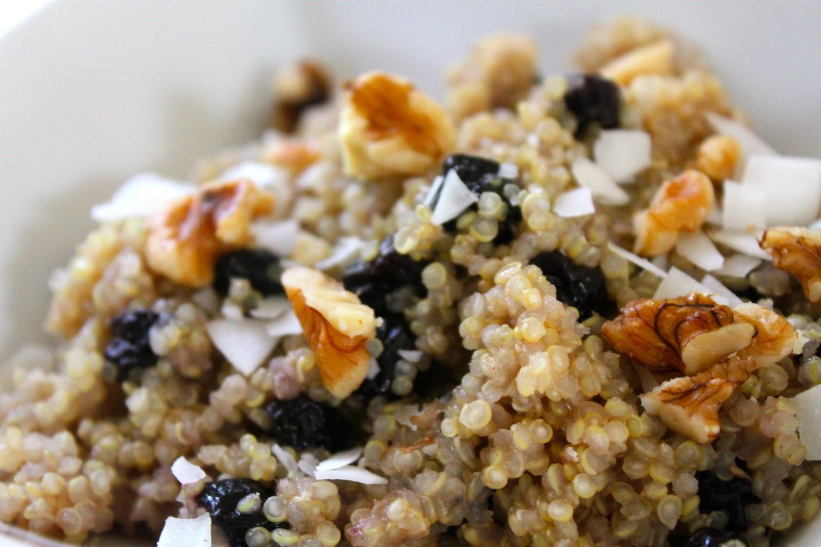 Breakfast Quinoa - BigOven