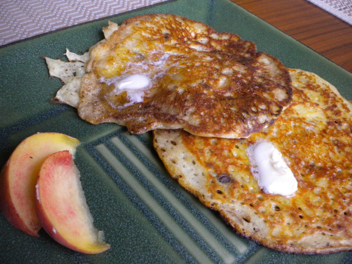 Buttermilk Pancakes (from Marion Cunningham's Breakfast Book ...