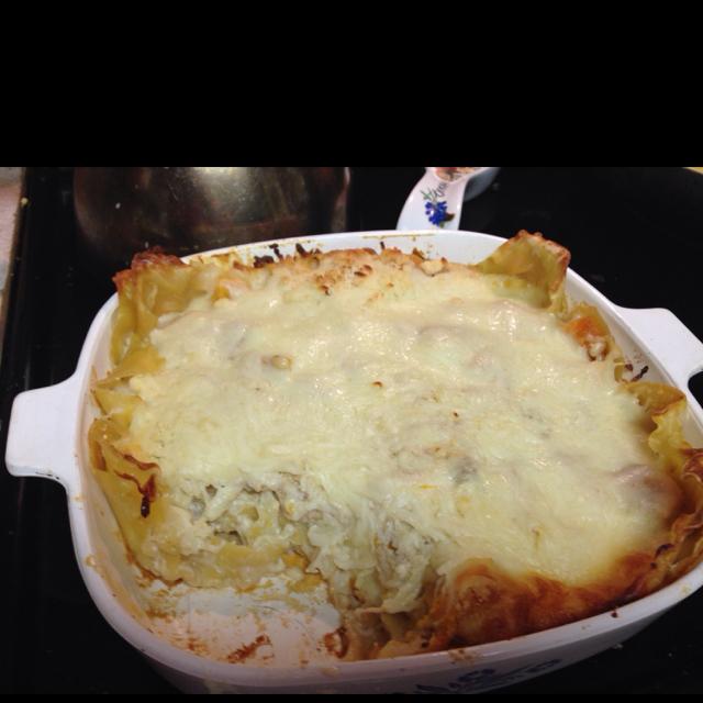 Butternut Squash Lasagna - BigOven