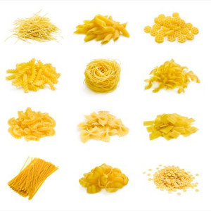 Choosing Pasta Shapes