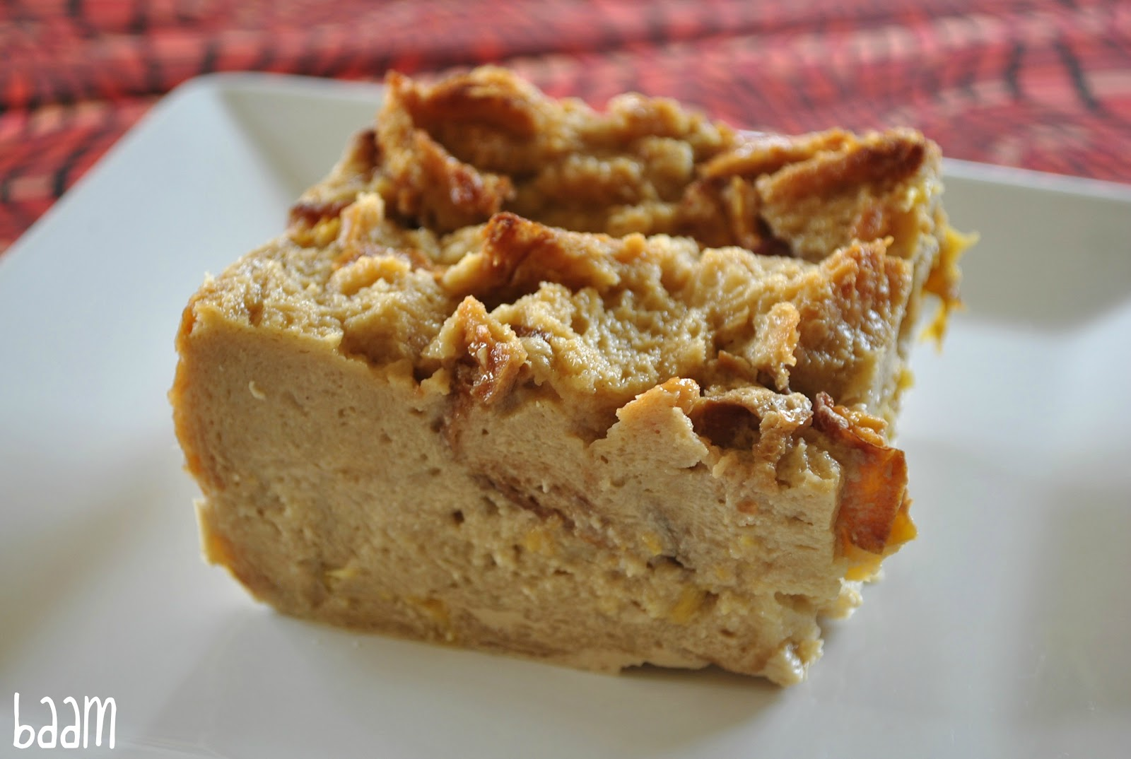 Caramel Bread Pudding - BigOven