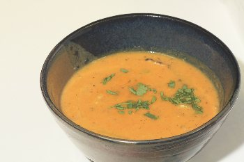 Carrot-Leek Soup with Thyme - BigOven