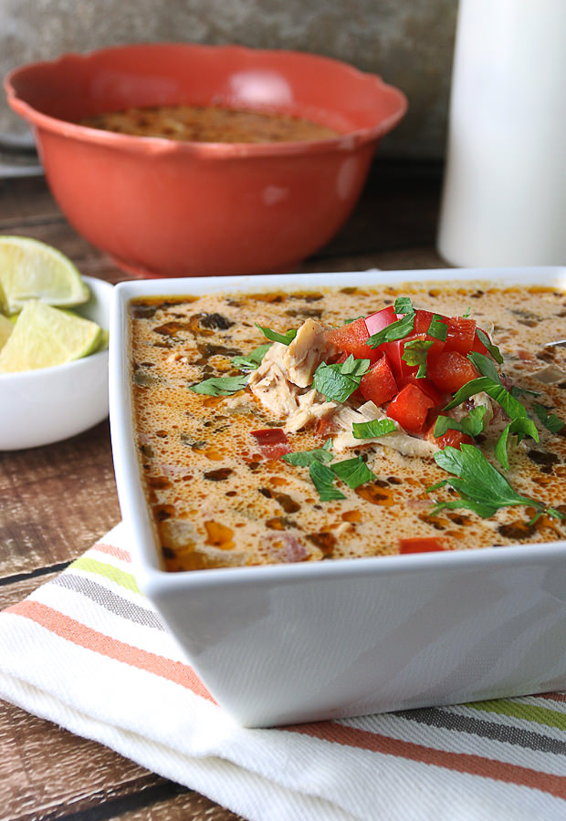 Chicken Enchilada Soup - BigOven