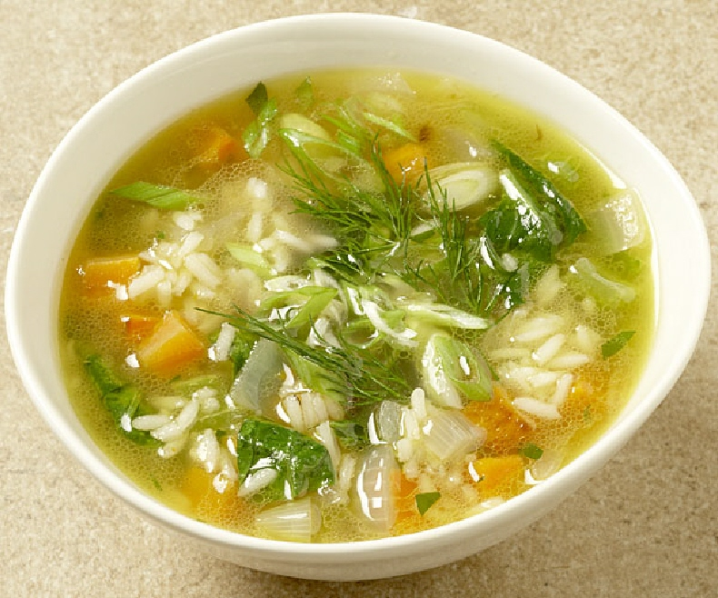 Chicken & Rice Soup - BigOven