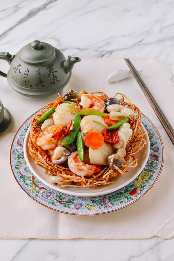 Chinese seafood birds nest keils fresh food store chinese seafood birds nest forumfinder Gallery