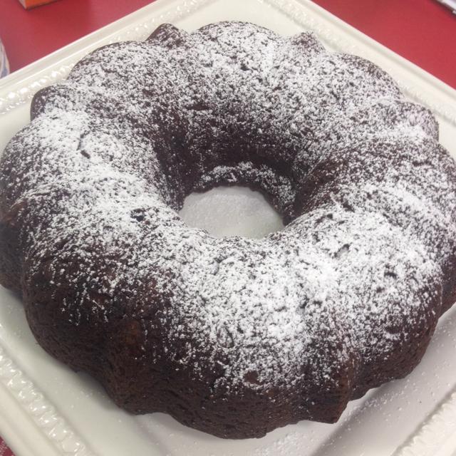 Kahlua Cake Recipe With Sour Cream