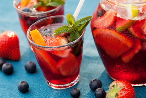 Recipes Course Drinks Sangria Red Sangria Classic Spanish Sangria