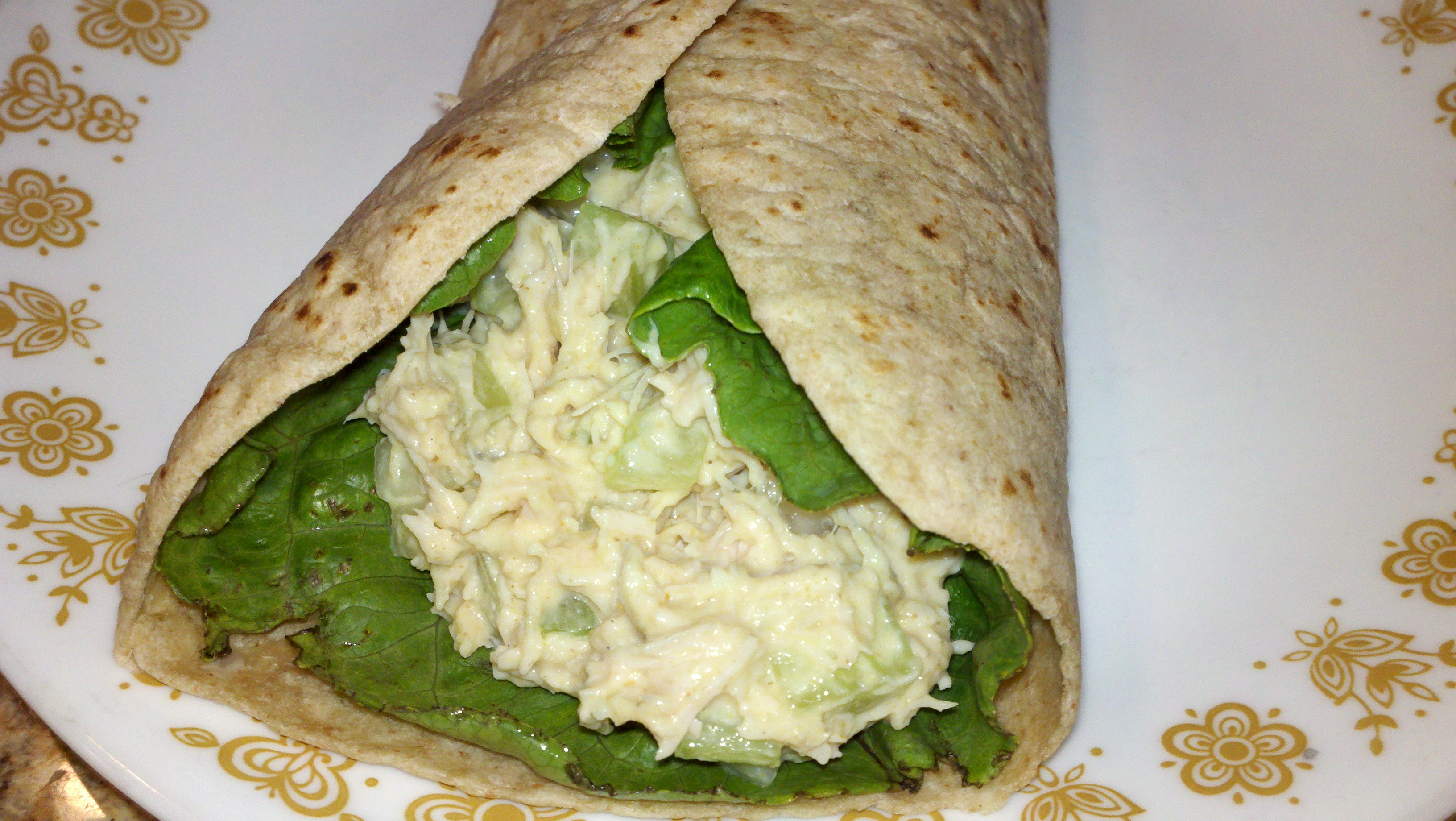 Coronation chicken salad - BigOven