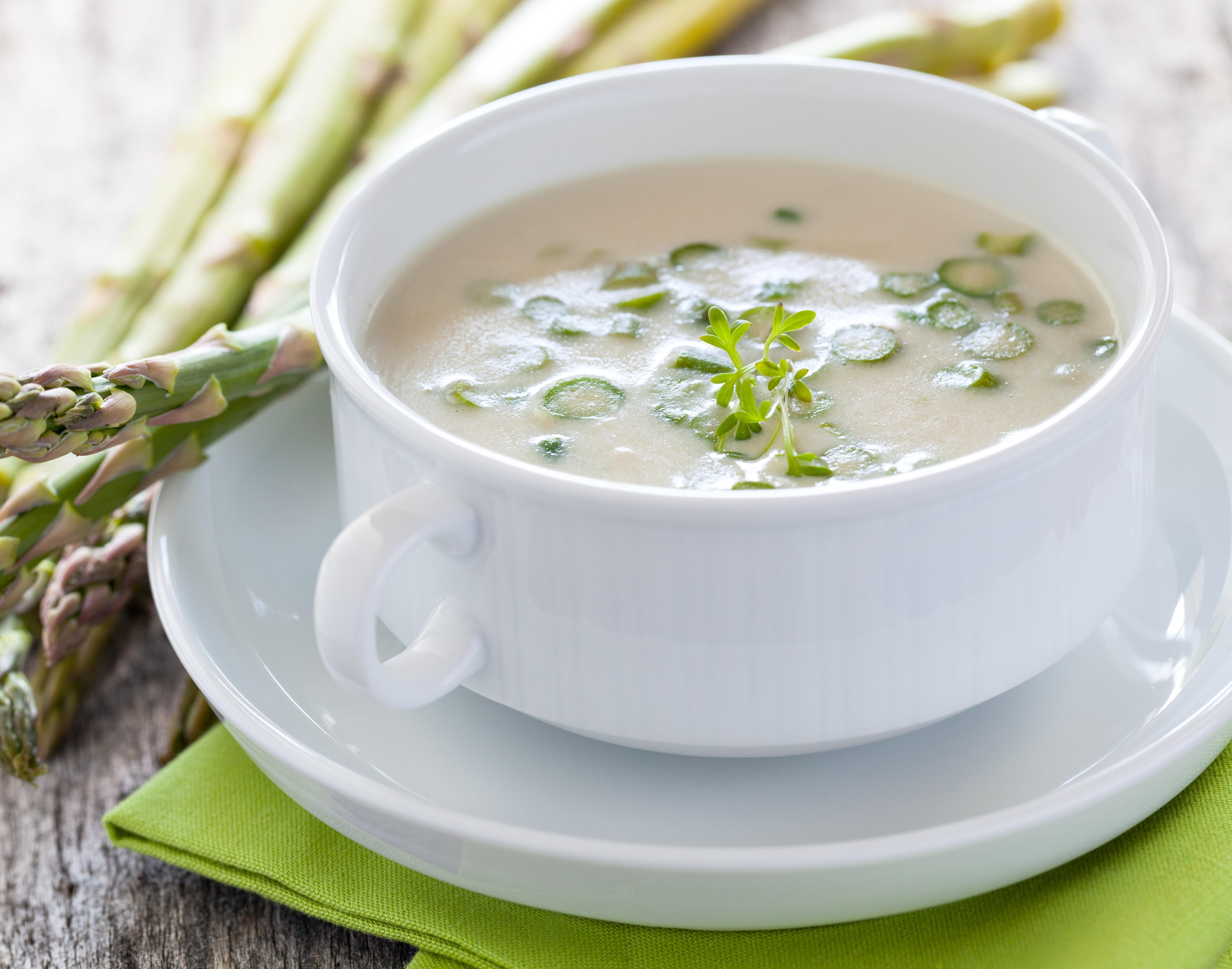 Creamy Asparagus Soup - BigOven