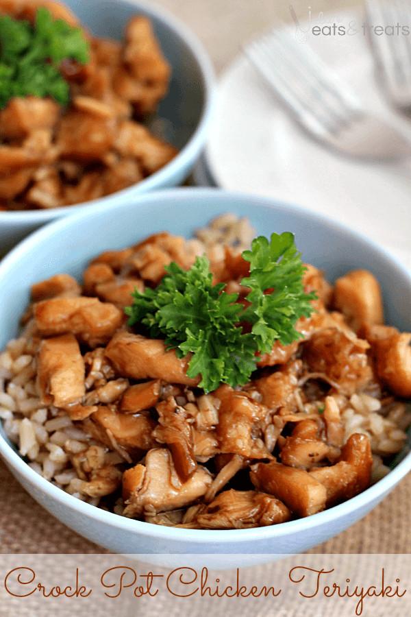 crock pot chicken teriyaki bigoven