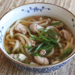 Chicken Udon Recipe