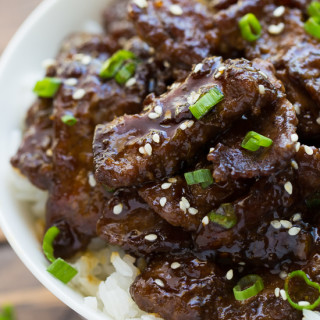 30-Minute Beef Teriyaki {Gluten-Free}