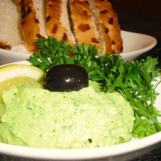 Avocado Pate with Pecans