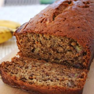 banana bread (easy)