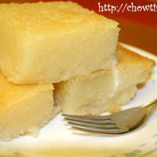Boma Cassava Cake