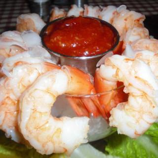 Bubba Gumps Shrimp Cocktail