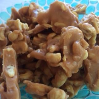 Cashew Butter Crunch