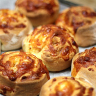 Cheese and bacon rolls recipe