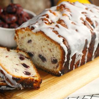 Cherry Lemon Muffin Bread