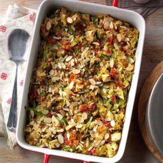 Chicken Amandine Recipe
