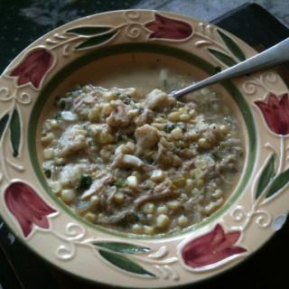 Chicken Corn Soup - Lancaster County, Pa