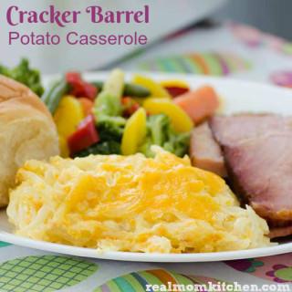 Cracker Barrel Potato Casserole