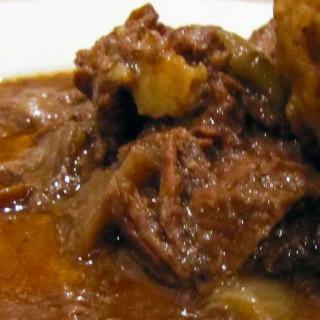 Crockpot Cowboy Stew