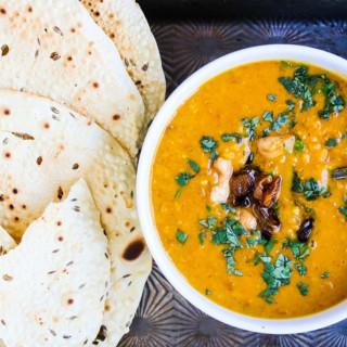 Easy Instant Pot Mulligatawny Soup