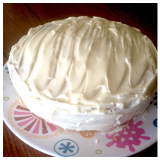 Easy Thick n' Creamy Cake Frosting