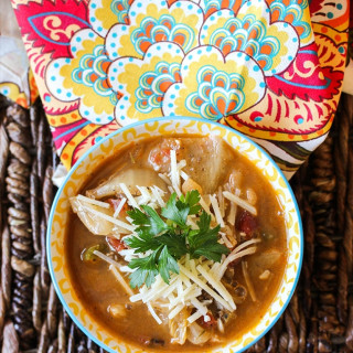 Hearty Beef and Cabbage Soup :: Gluten-Free, Grain-Free, Dairy-Free