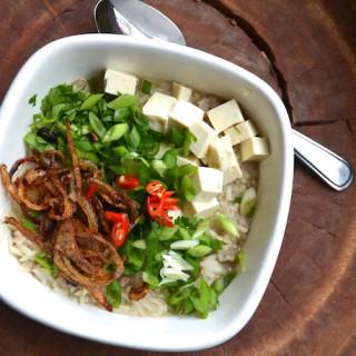 Khao Tom Thai Rice Soup Recipe