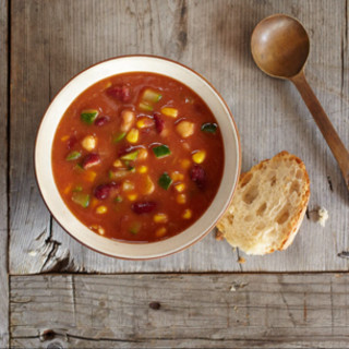 Minestrone Soup Submitted by:  Vitamix