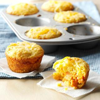 Muffin Tin Tamale Cakes Recipe