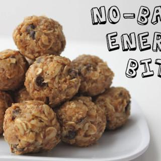 No-Bake Energy Bites