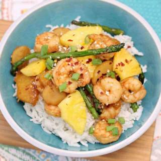 Shrimp Rice Salad