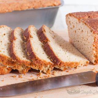 Simple Gluten Free Bread