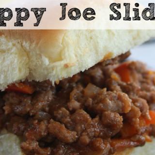Sloppy Joe Recipe   Sloppy Joe Sliders!