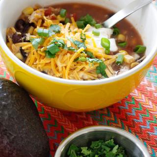 SOUP- CHICKEN- Chicken Tortilla Soup