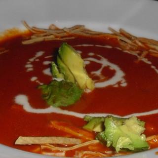 Soup - Chicken Tortilla