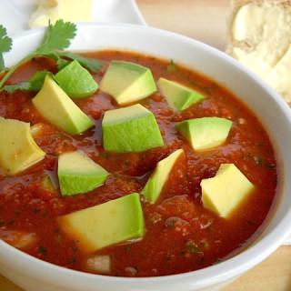 summer gazpacho