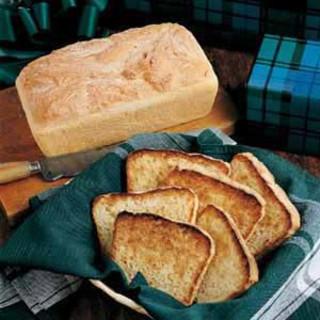 English Muffin Bread 2
